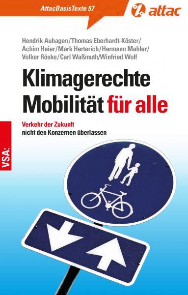 Basistext 57: Klimagerechte Mobilität für alle