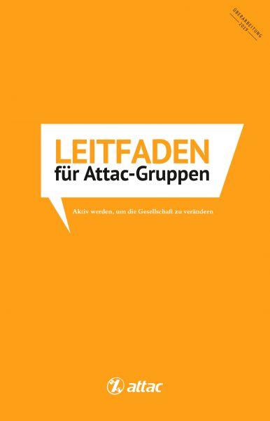 Attac-Gruppenbroschüre (2019) - Wie Gruppen arbeiten