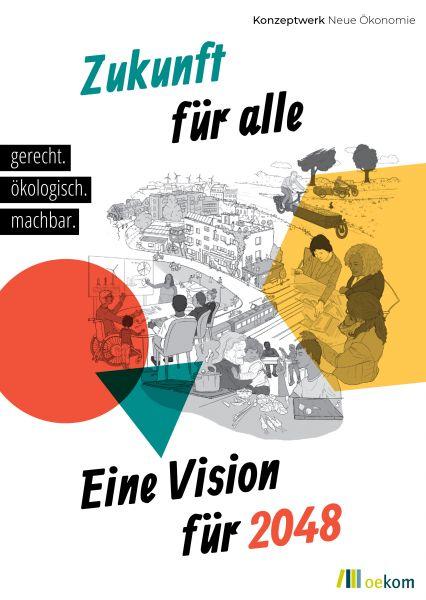 """Buch """"Zukunft für alle: Eine Vision für 2048"""""""