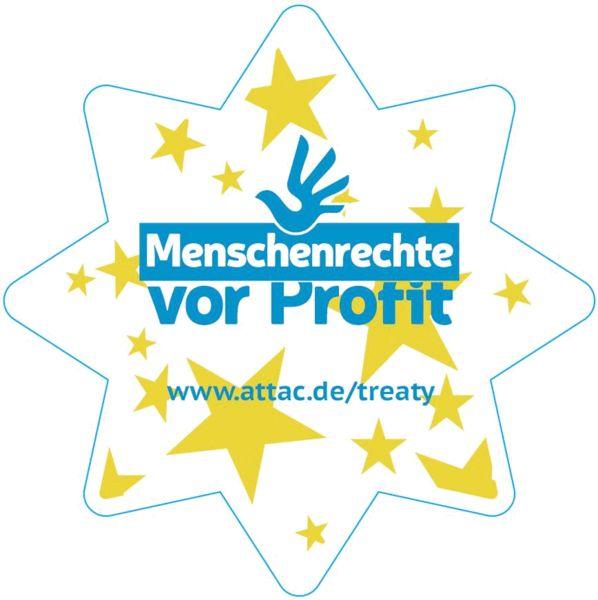Stern-Postkarten: Menschenrechte vor Profit