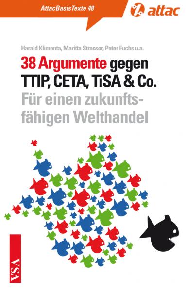 Basistext 48: 38 Argumente gegen TTIP...
