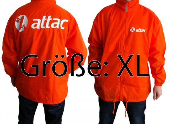 Attac-Aktionsjacke Größe XL