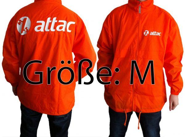 Attac-Aktionsjacke Größe M
