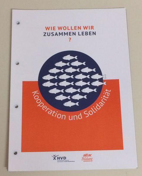Grundschulmaterial 2: Kooperation und Solidarität