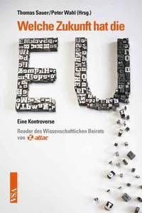 Buch: Welche Zukunft hat die EU?