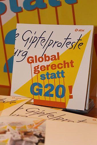 Bildband: G20 - Die Gipfelproteste in Hamburg (2017)