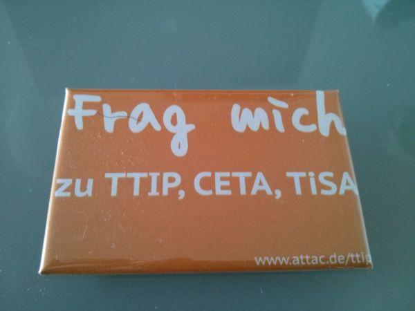 Button: Frag mich zu TTIP, CETA, TiSA