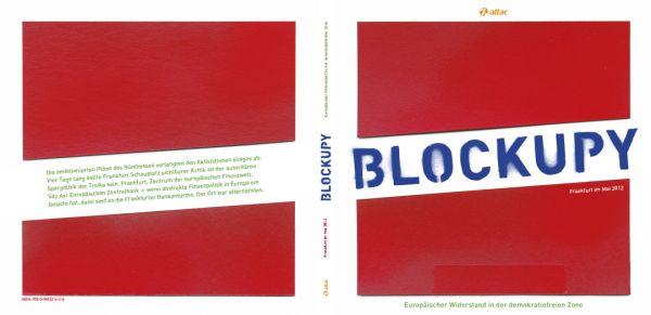 Bildband: Blockupy - Widerstand in der demokratiefreien Zone