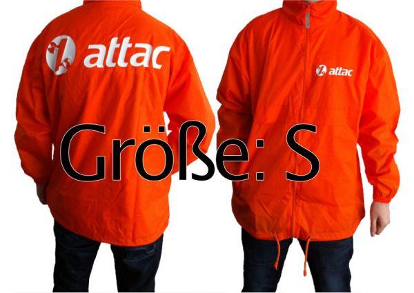 Attac-Aktionsjacke Größe S