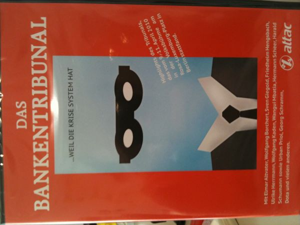 DVD: Das Bankentribunal