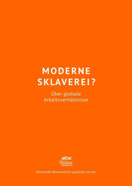 Bildungsmaterial: Moderne Sklaverei