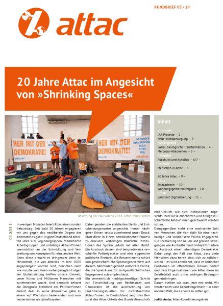 Rundbrief 2019/03: 20 Jahre Attac...