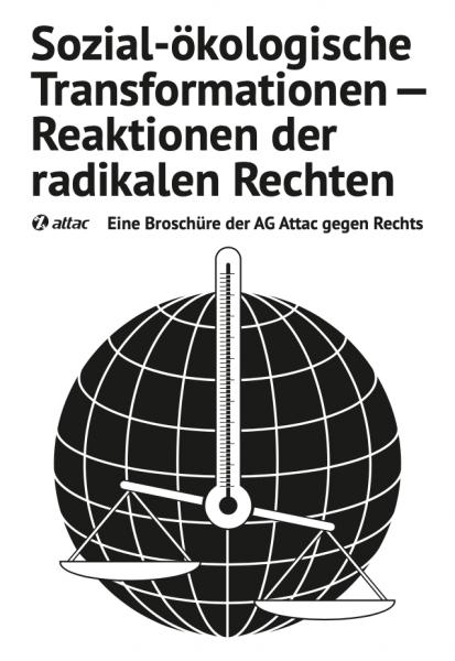 Broschüre: SÖT – Reaktionen der Rechten