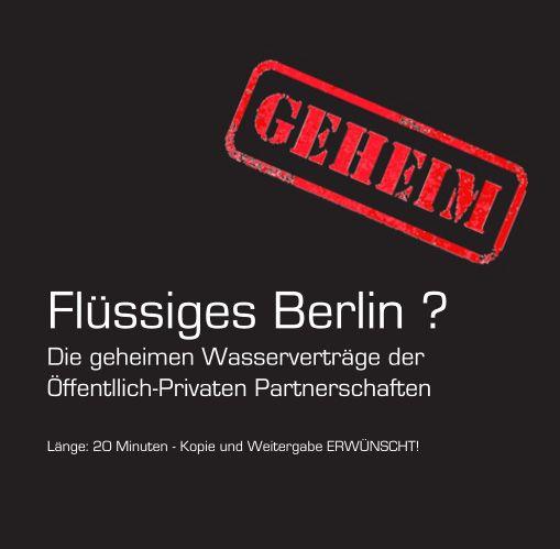 DVD: Flüssiges Berlin