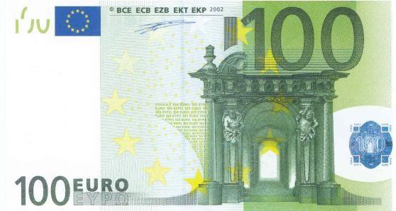 Geldschein-Flyer: Wer zahlt?